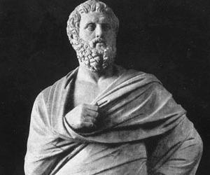 an introduction to the life of aeschylus During his life, aeschylus is know to have made at least two visits to the court of the sicilian tyrant hieron wikipedia entries for agamemnon introduction.