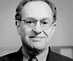 Alan Dershowitz<