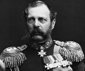 Alexander II of...<