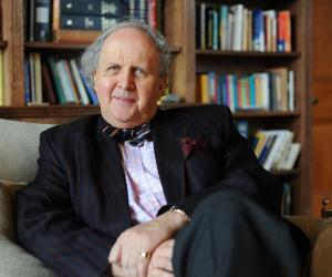 Alexander McCall Smith biography online