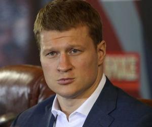 Alexander Povetkin<