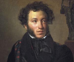 Alexander Pushkin<