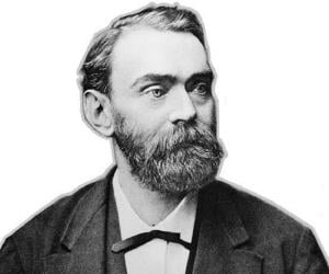 the life and works of alfred nobel He invented modern plywood and started work on the torpedo in 1842, the family joined him in the city the life of alfred nobel london.