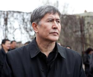 Almazbek Atambayev<