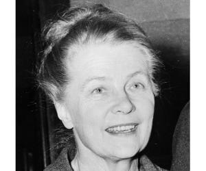 Alva Myrdal<