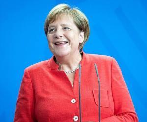 Angela Merkel<