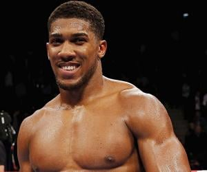Anthony Joshua<