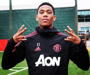 Anthony Martial<