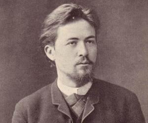 Anton Chekhov<