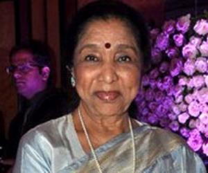 Asha Bhosle<
