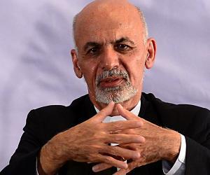 Ashraf Ghani<