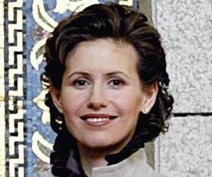 Asma al-Assad<
