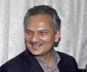 Baburam Bhattarai<
