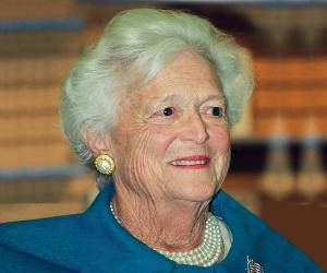 Barbara Bush<