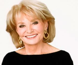 Barbara Walters<