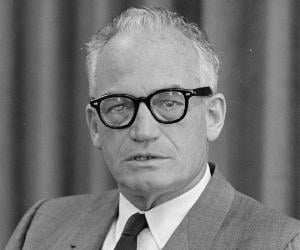 Barry Morris Goldwater biography online