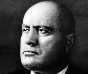 a biography of benito mussolini a historical figure Italian dictator benito mussolini he is considered a central figure in the creation of fascism and was both an influence on and biography of benito mussolini.