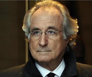 Bernard Madoff<