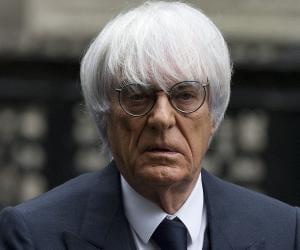 Bernie Ecclestone<