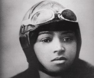 Bessie Coleman<