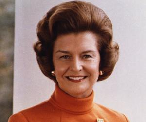 Betty Ford<