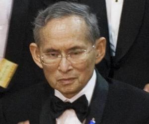 Bhumibol Adulyadej<