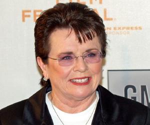 Billie Jean King<