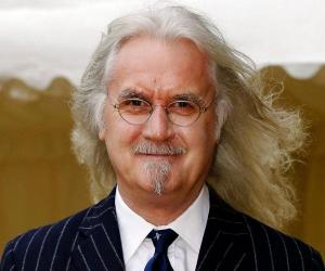 Billy Connolly biography online