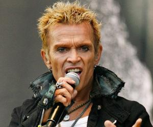 Billy Idol<