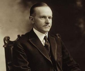 Calvin Coolidge<