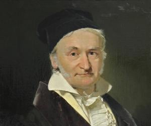 Carl F. Gauss<