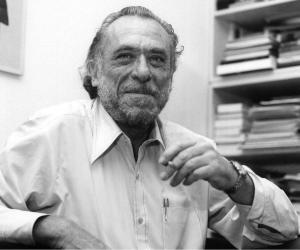 Charles Bukowski<