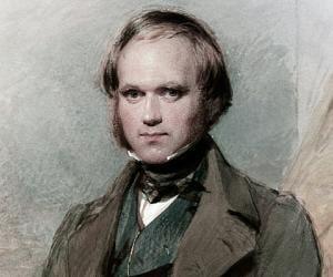 Charles Darwin<