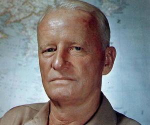 Chester W. Nimitz<