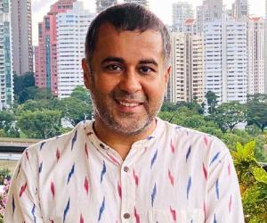 Chetan Bhagat<