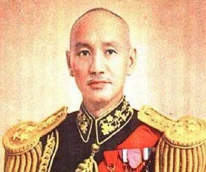 Chiang Kai-shek<