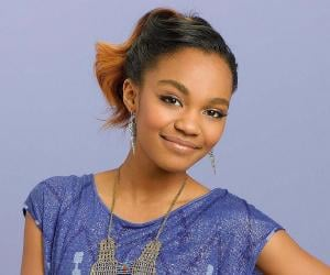 China Anne McClain<