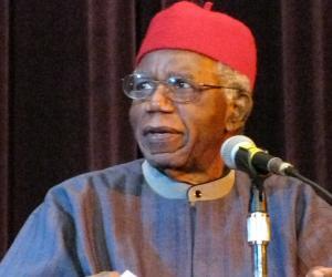 Chinua Achebe<