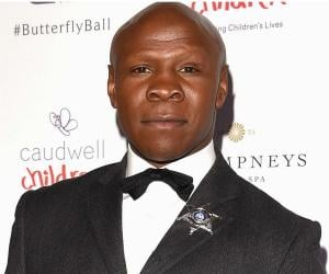 Chris Eubank