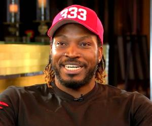 Chris Gayle<