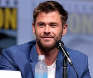 Chris Hemsworth<