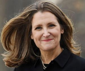 Chrystia Freeland<