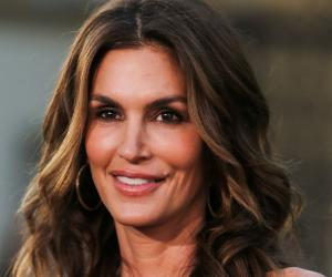 Cindy Crawford biography online