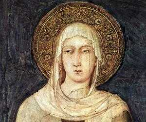 Clare of Assisi<