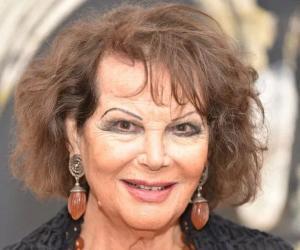 Claudia Cardinale<
