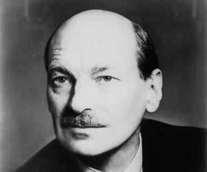 Clement Attlee<