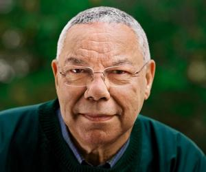 Colin Powell biography online