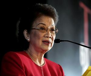 Corazon Aquino biography online