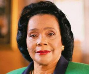 Coretta Scott King<