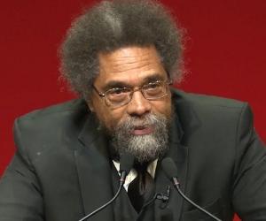 Cornel West<
